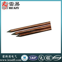 advanced technical support Lightning protection Copper Clad Steel Ground Rod