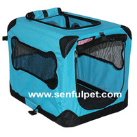 Fabric Dog Kennel Cage dog soft crate