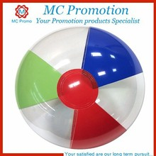 Promotion fashion design high quality beach ball wholesale
