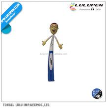 Health Care Professional Bend-A-Promotional Pen (Male) (Lu-Q14214)