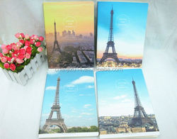 leather cover loose leaf notebook,China notebook a7 cute diary planner