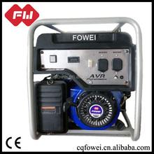 Portable 2.8kw generador de gasolina