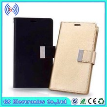 TPU+Leather Mercury Rich Diary Factory Price Mobile Phone Case for Samsung Galaxy S3