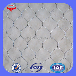 China Made anti-rust triple twist woven mesh chicken wire mesh/ dog cages(Anping ISO factory & Exporter)