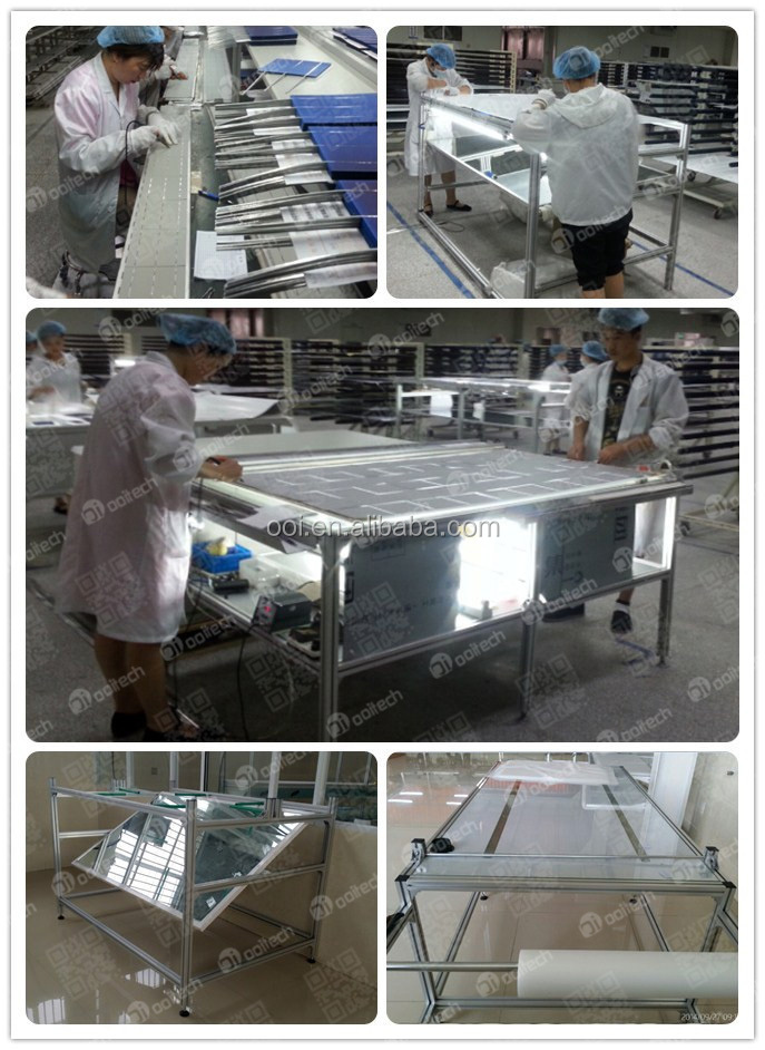 Ooitech Assembly Line Pv Solar Panel Equipment
