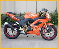 NEW Chinese 150CC/200CC/250CC chopper motorcycle beautiful yellow color