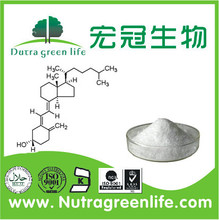 Food Grade vitamin d Vitamin D3 Powder/Cholecalciferol/CAS:67-97-0/with rich export experience