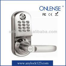 zinc alloy key card lock factory since 2001