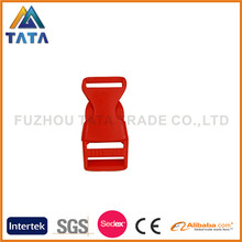 Eye-Catching Style Plastic Ribbon Buckle For Luggage,Bag
