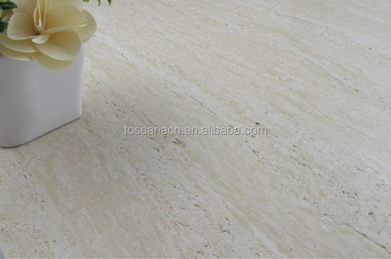 Foshan beige couleur travertin carreaux de marbre prix de for Carrelage en marbre prix