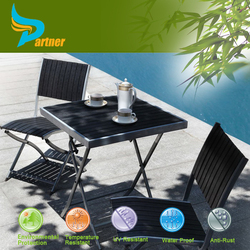 JD-205 Factory Sell Cheapest Outdoor Camping Portable Folding Table And Chair Set