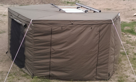 Unique Camping Tent With Fox Wing Awning Buy Camping