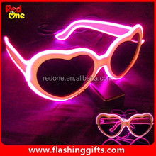 led light Festive and Party Supplies Wholesale led glasses led wedding gift