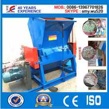 Factory manufacture PVC/PET/ABS/HDPE/HIPS PP Grinder Machine Price