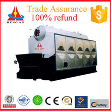 China production complete coal fired steam boiler for sale