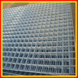 top quality 2x2 metal fence panels for cage /galvanized welded wire mesh panel