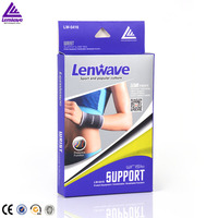 Factory Price Senior toweling Absorb sweat wristbands elastic sports wrist support brace