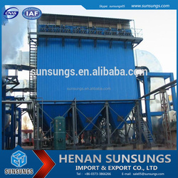 Bag House Dust Collector for Asphalt Batching Plant; Asphalt Mixing Plant Dust Collection System for Hot Sale