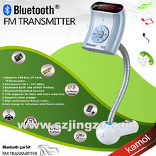M388 handsfree bluetooth car kit A2DP/ Stereo music