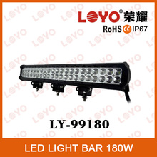 Car light tuning light car led light bar offroad 180w led light bar for cars trucks 12v led light bar for atv