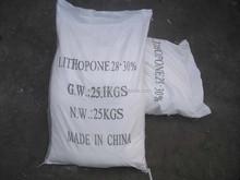 Tech grade lithopone 28%/30%, Barium zinc sulfate