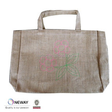 2015 Low Price High Quality Jute Tote Bags Wholesale/Printed Jute Tote Bags Wholesale/Custom Printed Jute Tote Bags Wholesale
