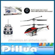 4.5 Channels RC Helicopter with Camera HD Video and GYRO