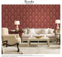 Hot selling wallpaper for hotel decoration