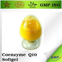 china supplier coenzyme q10 softgel powder