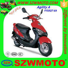 hot sale High quality Agility A YY50QT-6A YY150T-6A motorcycle with best price
