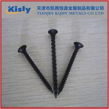bugle drywall tornillo rosca fina fabricante negro philips