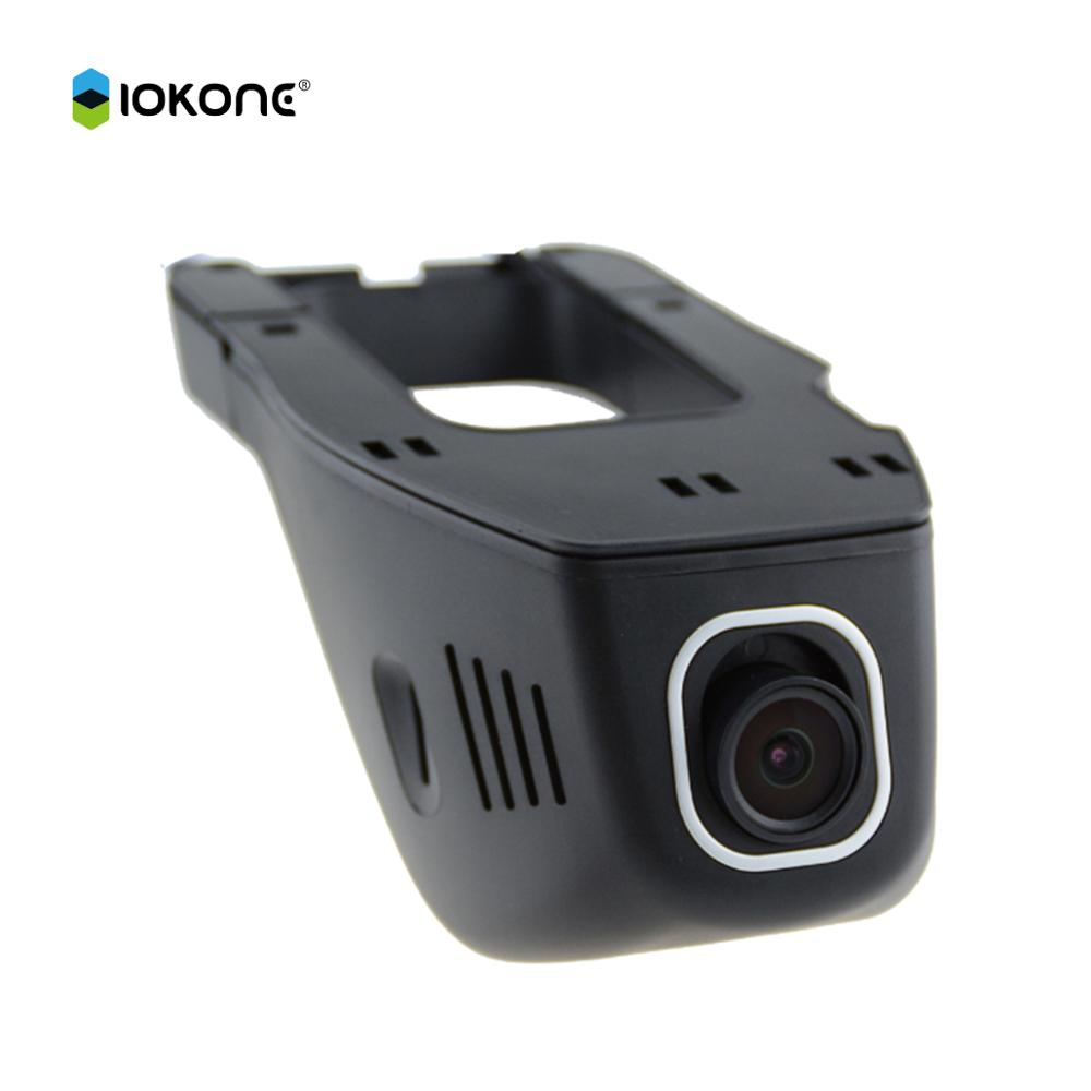 1080P Hidden WiFi Car DVR Camera Video Recorder Dash Cam G-sensor loop recording