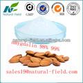 La fábrica del gmp amigdalina( vitamina b17)/almendra amarga semilla con extracto de cas: 29883-15-6