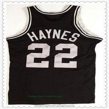 Customized new style basketball exercises uniform