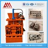 SL1-10 Factory price 18 months warranty HY1-10 automatic interlock clay brick making machine south africa
