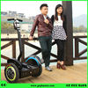 Human trasporter electric car two wheel motor