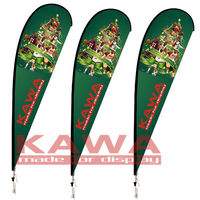 Outdoor Flag and Pole Kit