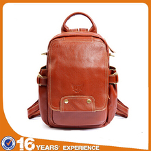China travelling fashion laptop sport hiking cheap leather women high school backpack