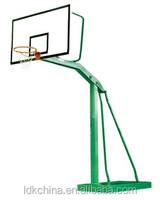 Basketball court Cheap Steel basketball post