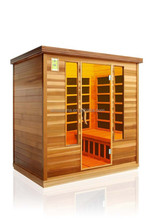 2015 Hotel Efficient Far Infrared Sauna Room, Sauna Cabin withLow EMF Carbon Heater for 5 Star Hotel (CE/RoHS/ETL)