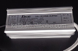 1500ma constant current waterproof led driver 70w