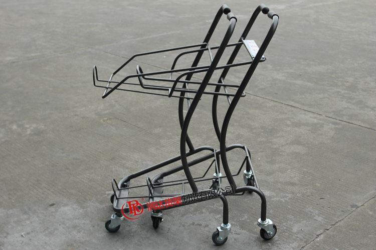 supermarket Shopping cart trolley 3