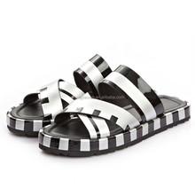 light duty slippers girl woman lady sandals/ flat footwear