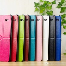 folding Crazy Horse Texture stand Leather Case with Holder for iPad Air Smart cover PC + PU material case for ipad 5