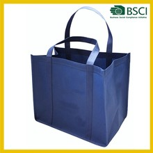 supermarket wholesale cheap reusable non woven shopping bag