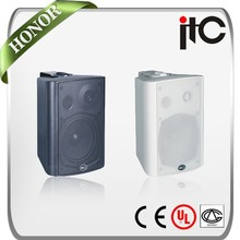 "ITC T-776A/T-776AW 2* 25W 8 ohms 6"" and 1.5"" Driver 2.0 Active Speaker Box"