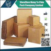 OEM manufacturer wholesale custom pack made printing custom flat cardboard boxes