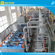 Best Price Used Tire Recycling Machine with German technology for Sale