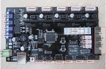 2015 High quality bigger volume MKS GEN V1.1 V1.2 V1.3 control board for 3d printer