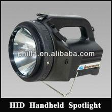 A prueba de agua ip65 800-3500lm brillo de mano proyector con hid/led/hal
